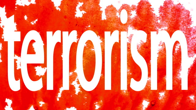 blood and terrorism - conflict stock videos & royalty-free footage