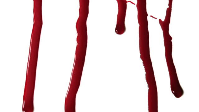 blood dripping - drop stock videos & royalty-free footage