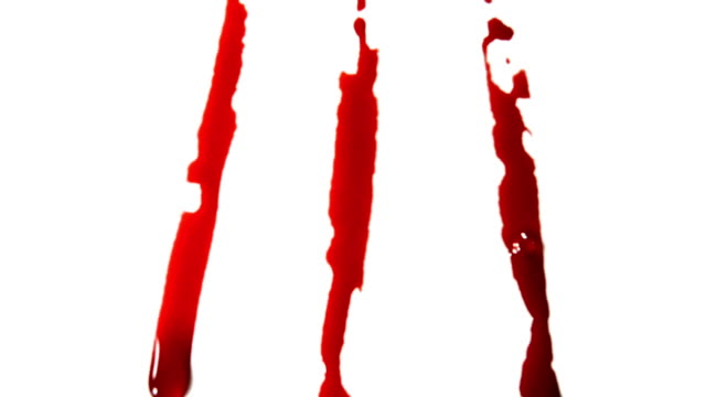 blood dripping - blood stock videos & royalty-free footage