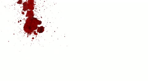 vídeos y material grabado en eventos de stock de salpicado de sangre - blood
