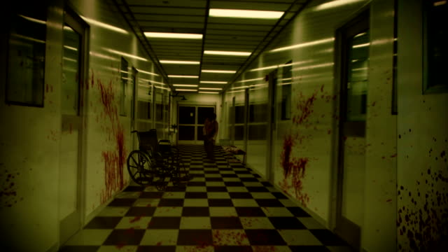 bloody hospital