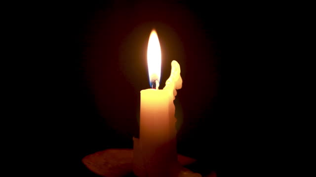 blowing out candle - blowing stock videos & royalty-free footage