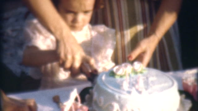 blowing out candles 1944 - 1944 stock videos & royalty-free footage