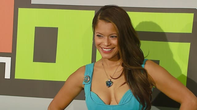 blu cantrell at the vh1 big in '06 at sony studios in culver city, california on december 2, 2006. - vh1ビッグインアワード点の映像素材/bロール