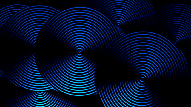 blue abstract background, seamless loop, hd1080p - cartoon p stock videos & royalty-free footage