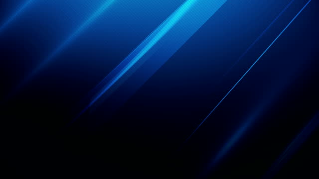 Blue Abstract Background (Loopable)
