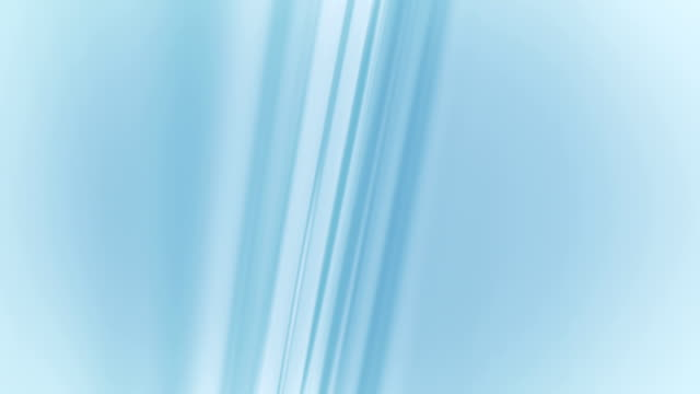 Blaue abstrakte Schleife