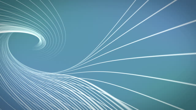 blue abstract shapes wavy backgrounds loopable - striped stock videos and b-roll footage