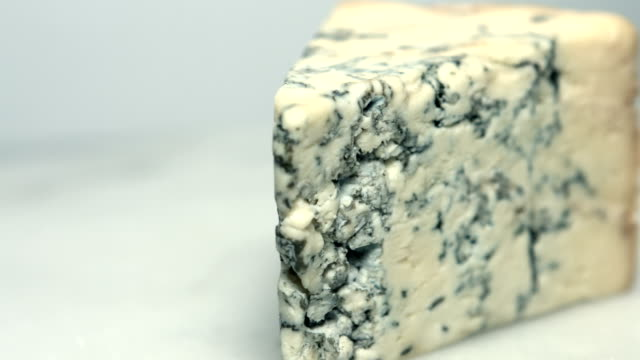 blue cheese rack focus - crumble dessert stock videos and b-roll footage