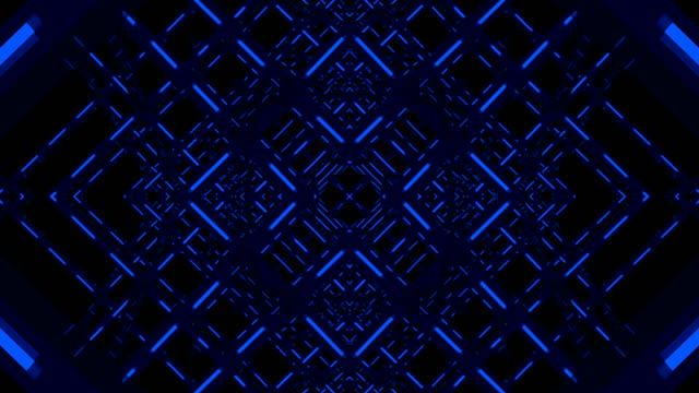 blue color party kaleidoscope - symbol stock videos & royalty-free footage