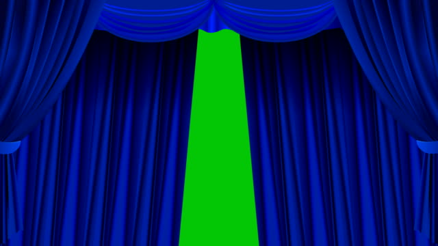 blue curtain - curtain stock videos & royalty-free footage