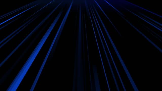 vídeos y material grabado en eventos de stock de azul fondo de líneas profundas (loopable) - azul oscuro
