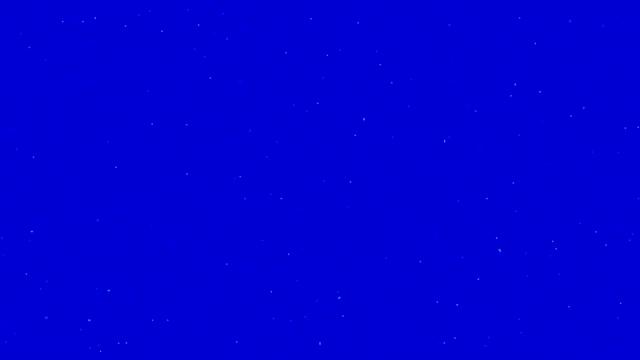 ATMOSPHERIC NOISE LIGHT : blue, dense (LOOP)