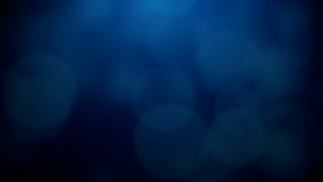 Blue Dots Background Loop