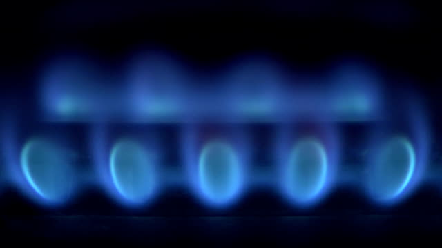blue gas flame - cooker stock videos and b-roll footage