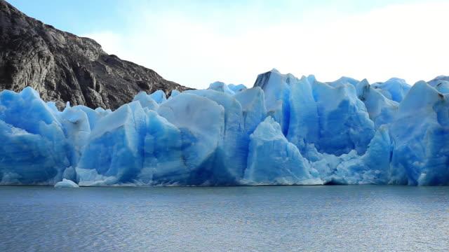 MS PAN Blue glacier / Grey Glacier, Torres del Paine, Chilean Patagonia, Chile