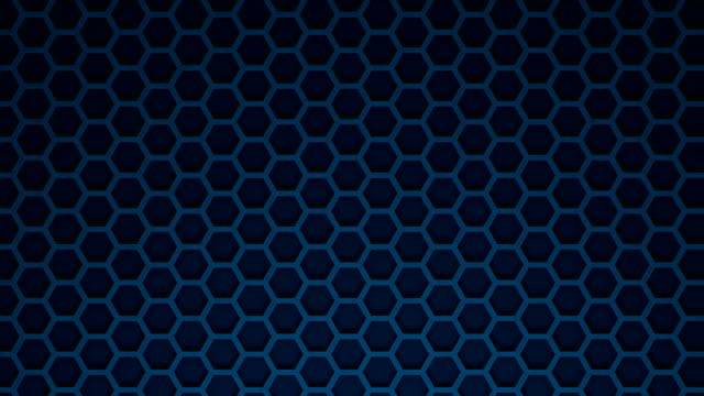 blue honeycomb - mosaic stock videos & royalty-free footage