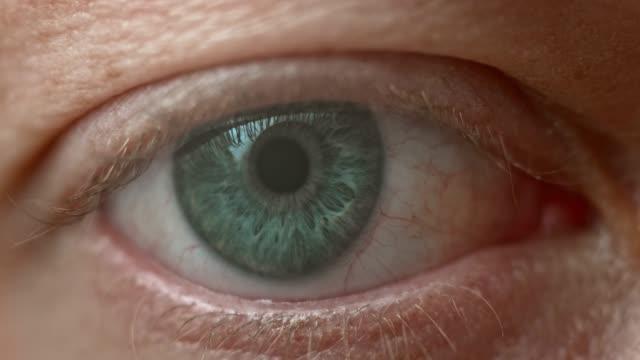ECU Blue human eye