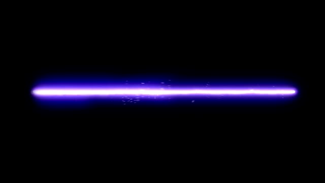 blue laser beam - ray stock videos and b-roll footage