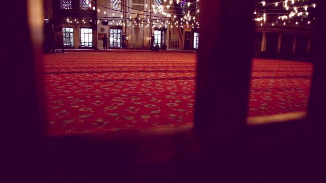 Blue Mosque - Sultan Ahmet Cami, Interior