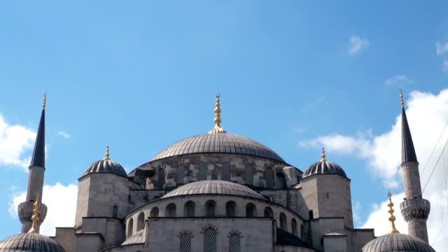 blue mosque - ancient civilization stock videos & royalty-free footage