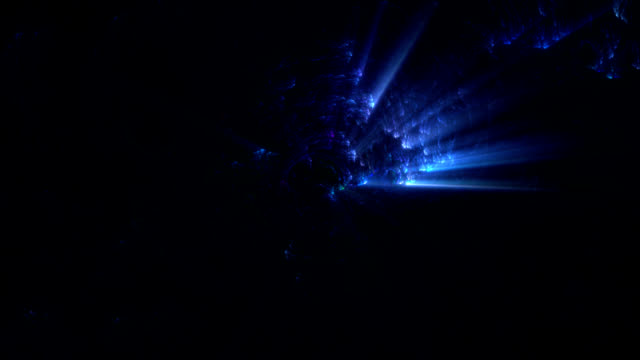blue mystic place. - porous stock videos & royalty-free footage
