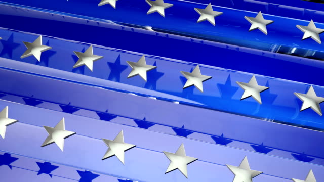 blue patriotic background - politics background stock videos & royalty-free footage
