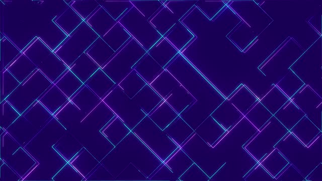 vidéos et rushes de blue pink abstract lines technology futuristic video animation stock video, backgrounds, blue color, abstract, sparse - fond bleu