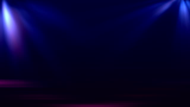 blue purple light abstract animated background for awards and events - award stock videos & royalty-free footage
