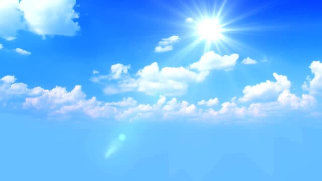Blue sky HQ 1080p