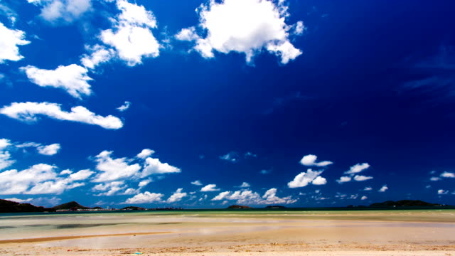 blue sky over sea - fully unbuttoned stock videos & royalty-free footage