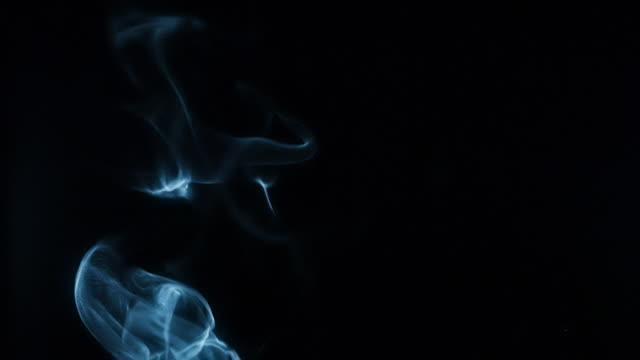 blue smoke - wispy stock videos and b-roll footage