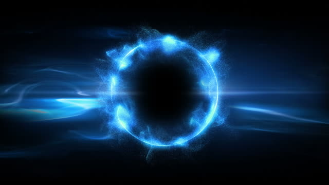 stockvideo's en b-roll-footage met blue solar prominences - medium filmcompositietype