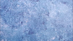 blue stop motion paper texture background. 4k 3840 × 2160 video footage