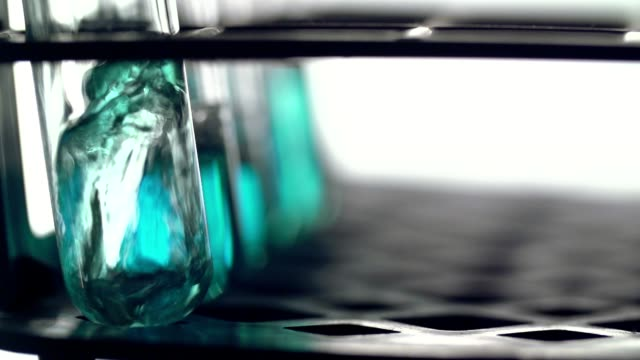 blue substance - chemical stock videos and b-roll footage