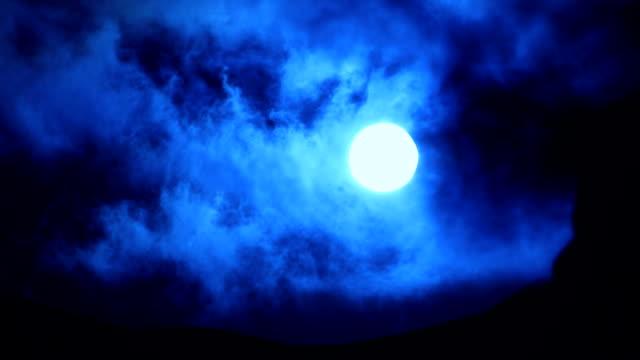 blue sun framed - cirrocumulus stock videos & royalty-free footage