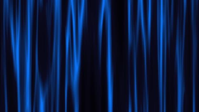 blue velvet backgrounds - vorhang stock-videos und b-roll-filmmaterial