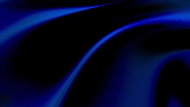ブルーのベルベットの生地の背景 - ベルベット点の映像素材/bロール