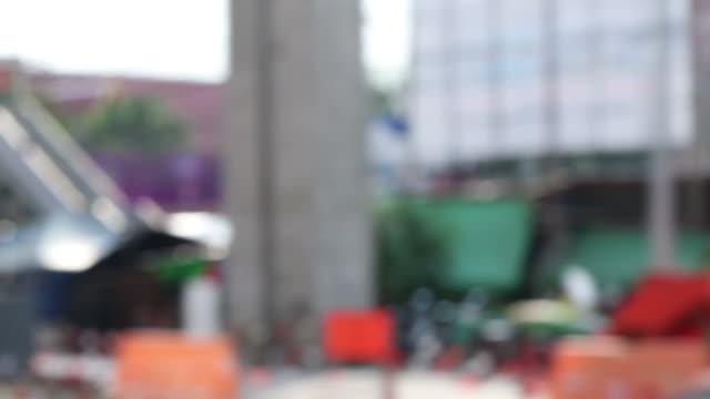 blur through the urban roaming. - railroad car stock videos and b-roll footage