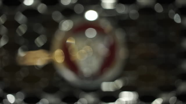 blurred focus view of the jaguar land rover logo - blurred motion stock videos & royalty-free footage