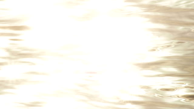 Blurred image of sparkling sea surface