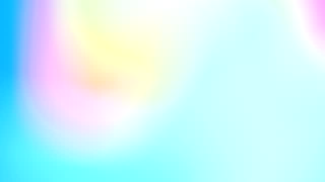 blurred multicolored abstract light background - pastel stock videos & royalty-free footage