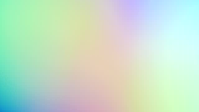 blurred multicolored abstract light background - colour gradient stock videos & royalty-free footage