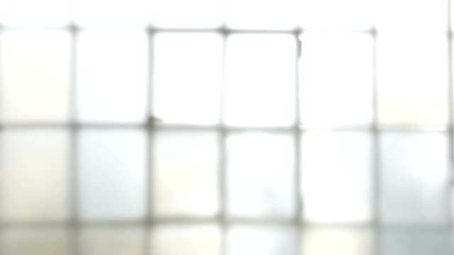 blurred window - abstract background - overexposed stock videos & royalty-free footage