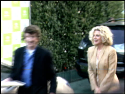 blythe danner at the environmental media awards at wilshire ebell theatre in los angeles, california on october 1, 2005. - wilshire ebell theatre stock videos & royalty-free footage
