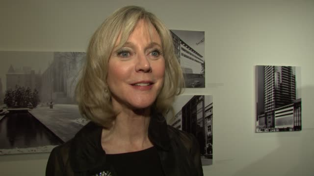 Blythe Danner talks about her family's special relationship with Valentino She says he adores her daughter Gwyneth and that he really helped them...