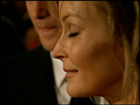 bo derek at the carousel of hope ball at the beverly hilton in beverly hills california on october 28 2000 - carousel of hope stock videos and b-roll footage
