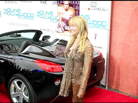 vídeos de stock e filmes b-roll de bo derek at the hollywood life's young hollywood awards and afterparty sponsored by axe on may 1 2005 - bo derek