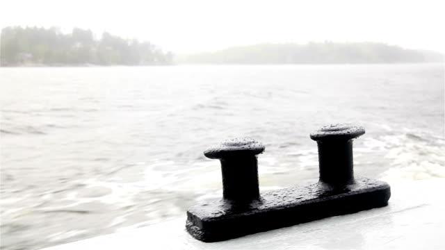 boat post - ankrad bildbanksvideor och videomaterial från bakom kulisserna