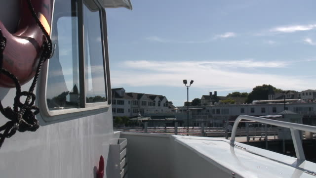 boat ride 2-1: hd 1080/60i - ferry ride stock videos & royalty-free footage